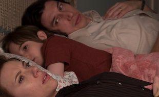 Scarlett Johansson et Adam Driver sont tous deux nommés pour «Marriage Story».