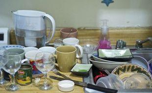 Les Américains pourraient être confrontés à une pénurie de liquide vaisselle. (Illustration)