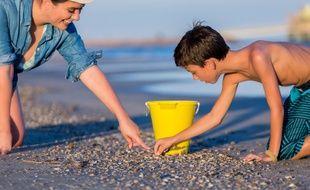 Sur la plage, coquillages et galets participent à un écosystème fragile. Prélevez-les donc avec parcimonie.