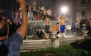 C'était la fête à Naples