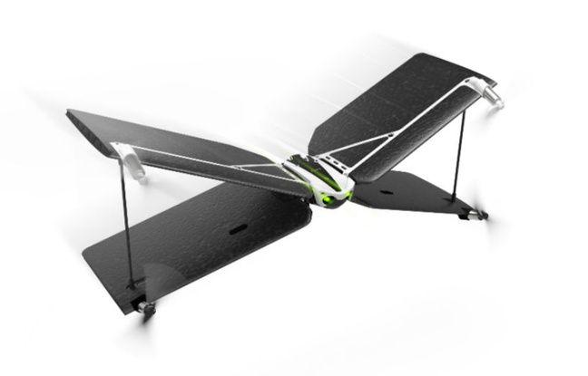 Le Swing de Parrot est simple d'accès et offre des possibilités que les autres drones n'ont pas.