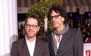 Les frères Coen au Festival de Cannes en 2013