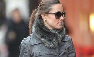 Pippa Middleton à Londres en décembre 2011.