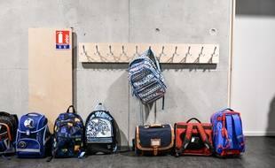 Une école à Bordeaux en septembre 2020