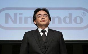 Satoru Iwata, PDG de Nintendo de 2002 à 2015.