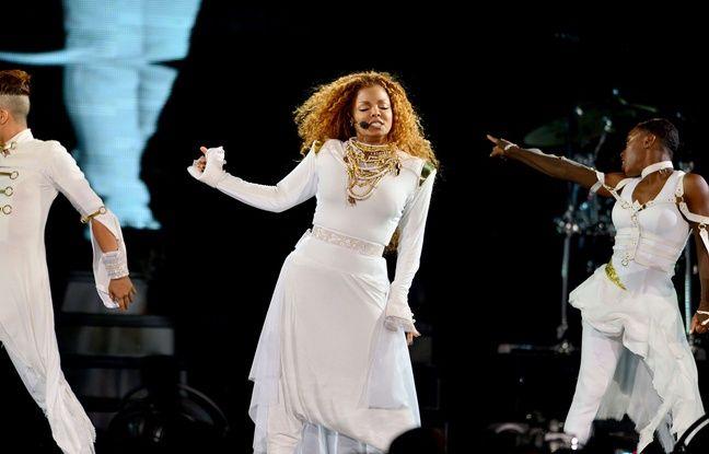 Janet Jackson en concert à Miami le 20 septembre 2015