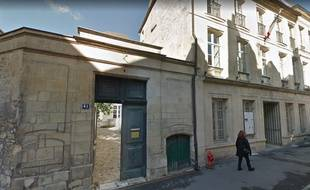 le tribunal de Laon, dans l'Aisne.