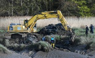 Des fouilles dans le cadre de l'affaire Troadec ont eu lieu dans le Finistère entre le 2 et le 4 avril 2019