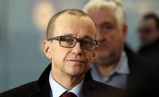 Tero Varjoranta, le chef des inspecteurs de l'Agence internationale de l'énergie atomique (AIEA) a démissionné vendredi 11 mai 2018.