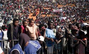 Le Colyseum stadium d'Antananarivo, à Madagascar (photo d'illustration).