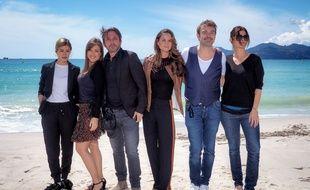Les autres acteurs à Canneéries, Festival international des séries, le 7 avril.