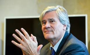 Stéphane Le Foll (PS), maire du Mans.