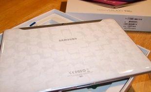 Le Samsung Galaxy Tab 10.1