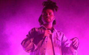 Abel Tesfaye, alias The Weeknd, le 31 mai 2015, à Columbia.