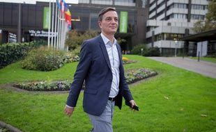 Alain Fontanel a été investi par LREM ce mercredi.