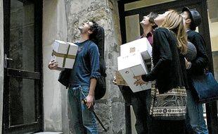 La colocation permet de réduire la facture logement de 30 %.