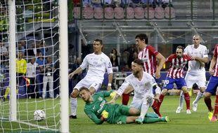 Ramos avait inscrit un but hors jeu en finale de Ligue des champions, en 2016