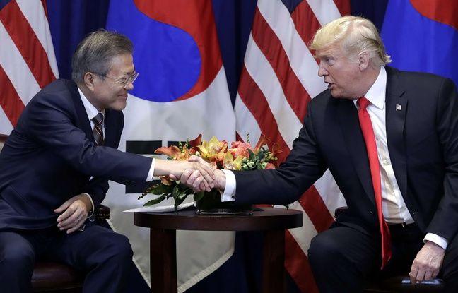 Corée du Nord: Donald Trump se rendra à Séoul fin juin