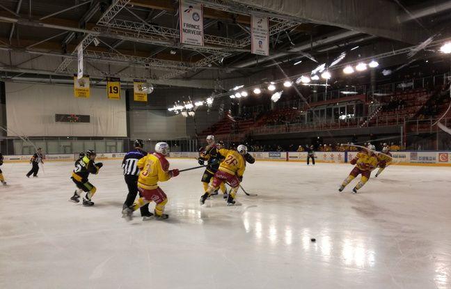 Strasbourg trois raisons de s 39 int resser au hockey sur glace avant les m - Etoile noir strasbourg ...