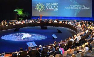 Le 2e sommet de la Communauté des Etats d'Amérique latine et des Caraïbes (Celac) s'est achevé mercredi à La Havane sur un succès diplomatique pour Cuba qui a reçu le soutien des 33 états membres, particulièrement à l'égard de la politique d'hostilité des Etats-Unis.