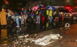 Le supporter décédé au Brésil en mai 2014