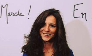 Coralie Dubost, candidate LREM élue sur la troisième circonscription de l'Hérault