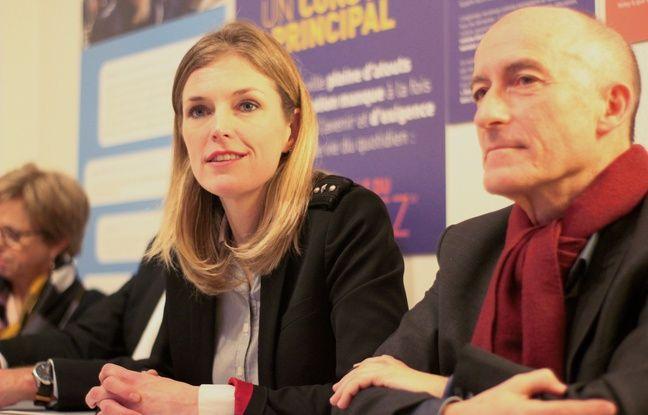 Municipales 2020 à Rennes: Métro, sécurité et «gros poissons». Carole Gandon affiche ses ambitions