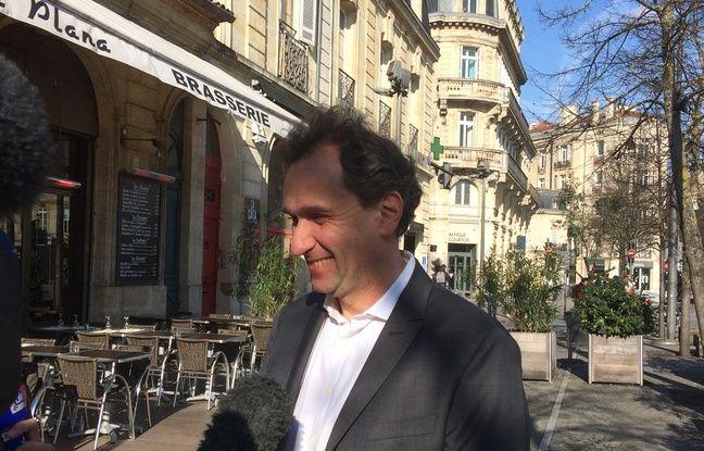 Municipales 2020 à Bordeaux: Feltesse veut «que les gens seuls dans leurs voitures et les poids lourdssoient pénalisés»