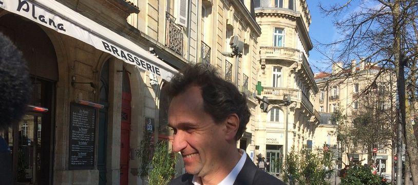 Vincent Feltesse travaille à élaborer des propositions locales avec son association Bordeaux Métropole des quartiers.