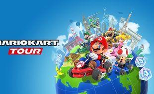 La version mobile du jeu «Mario Kart Tour» sera disponible le 25 septembre.