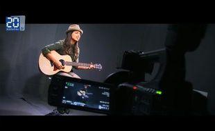La chanteuse Tal en live dans le studio de «20 Minutes»
