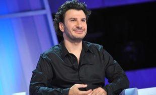 Le comédien Michaël Youn lors de l'émission «Panique dans l'oreillette», le 7 juin 2010.