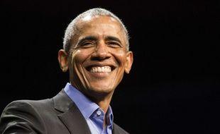 L'ancien chef d'Etat américain, Barack Obama.