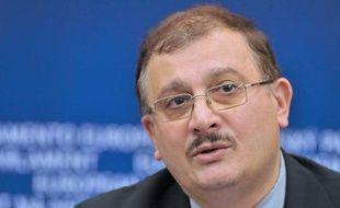 Le professeur Gilles-Eric Seralini, en janvier 2013.