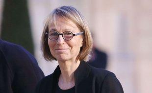 La ministre de la Culture Françoise Nyssen.