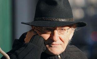 Le dessinateur et scénariste Jean Giraud, alias Moebius (photo prise le 15 janvier 2009 à Paris)