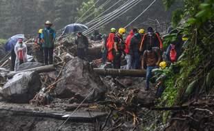 Ouragan Eta: Près de 180 morts ou disparus en Amérique centrale