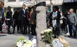 Les Champs-Elysées au lendemain de l'attentat