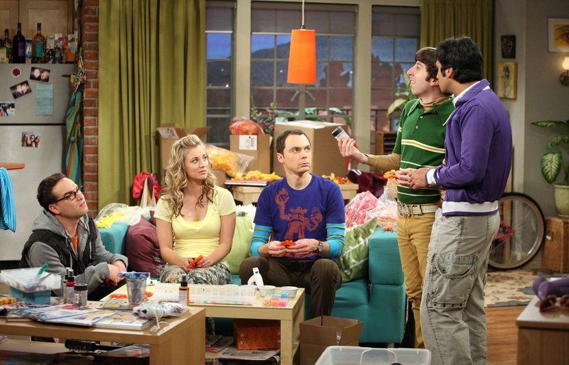 WarnerMedia récupère les droits de « The Big Bang Theory » pour HBO Max