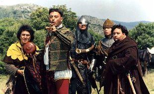 Image extraite du film «Les Visiteurs»