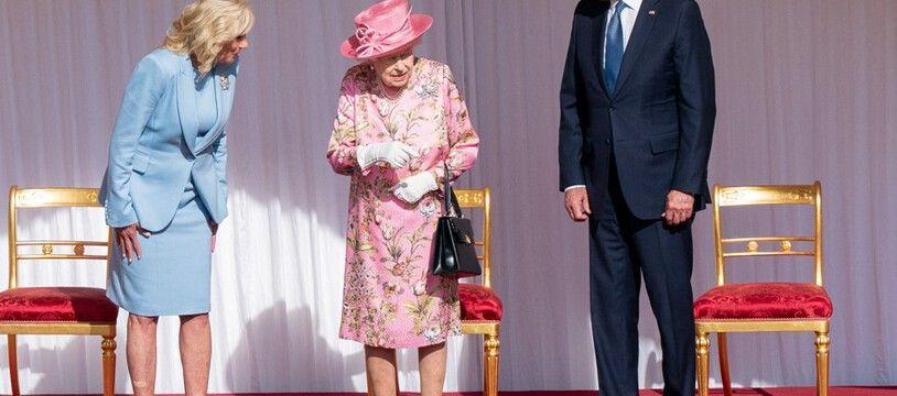 Le président américain Joe Biden et la reine d'Angleterre se sont rencontrés pour la première fois