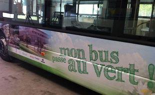 Voici le premier bus français à rouler uniquement au bioéthanol