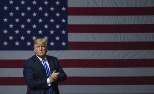 Le président américain Donald Trump fait toujours l'objet d'une enquête dans l'affaire des paiements versés à deux de ses maîtresses présumées.