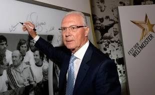 Franz Beckenbauer en 2014.