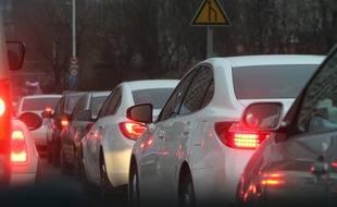 De très importants flux de circulation sont attendus sur les routes de France à l'occasion du pont de l'Ascension. (Illustration)