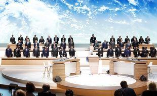 Le One planet summit, ce mardi à Paris, a réuni de nombreux chefs d'Etats et de gouvernements.