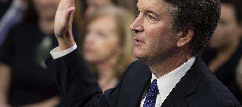 Le candidat de Donald Trump à la Cour suprême, Brett Kavanaugh, le 4 septembre 2018.