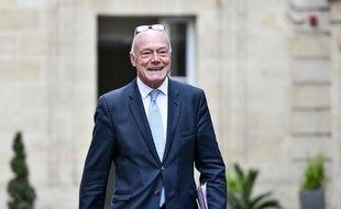 Alain Rousset, président de la région Nouvelle Aquitaine.