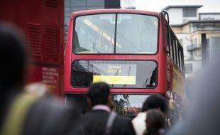 L'agression s'est produite dans un bus, à Londres