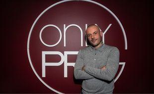 Matéo, le boss d'Only Pro.